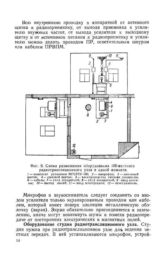 Сельский радиоузел стр 18